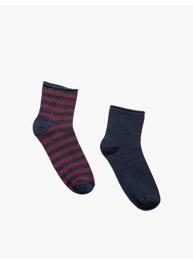 Koton Çorap Lacivert
